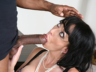 Black Dick Fuck Alia Janine