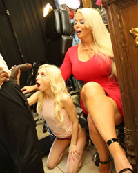 Judy Star Blacks On Blondes Alura Jenson and Piper Perri