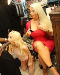 Alura Jenson and Piper Perri Blacks On Blondes Compilation