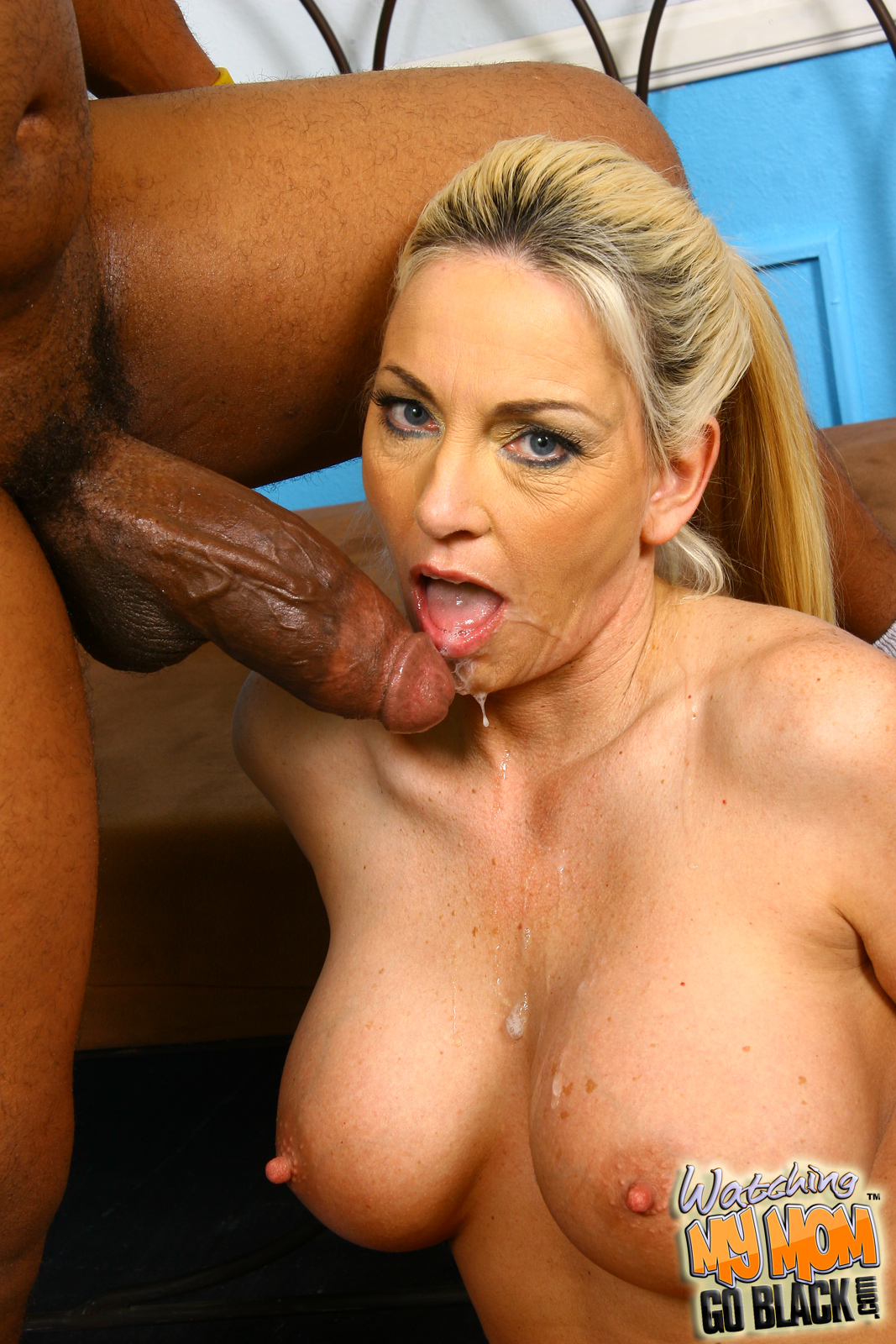 German mommy craves for sons friends cock 7