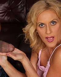 Dana Devine 18 Interracial