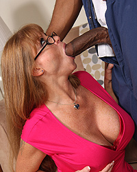 Darla Crane Multiple Interracial Creampies