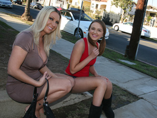 Devon Lee & Pressley Carter Black Cock Stars