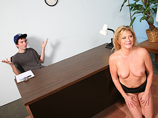 Ginger Lynn Black Cock Cum Slut