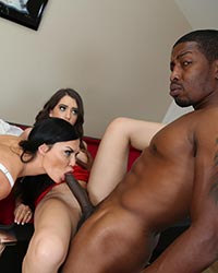 Jasmine Jae & Joseline Kelly Blacks On Cougars Video
