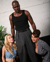 Mandingo Inches Jessie Rogers and Janet Mason