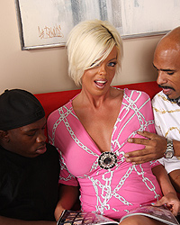 Jordan Blue Wife Is A Black Cock Slut