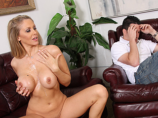 Julia Ann Black Cock Shock