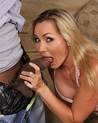 Lisa Demarco Slut Wife For Black Cock