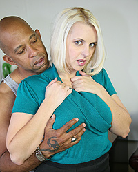 Mandy Sweet Suck Big Black Dick