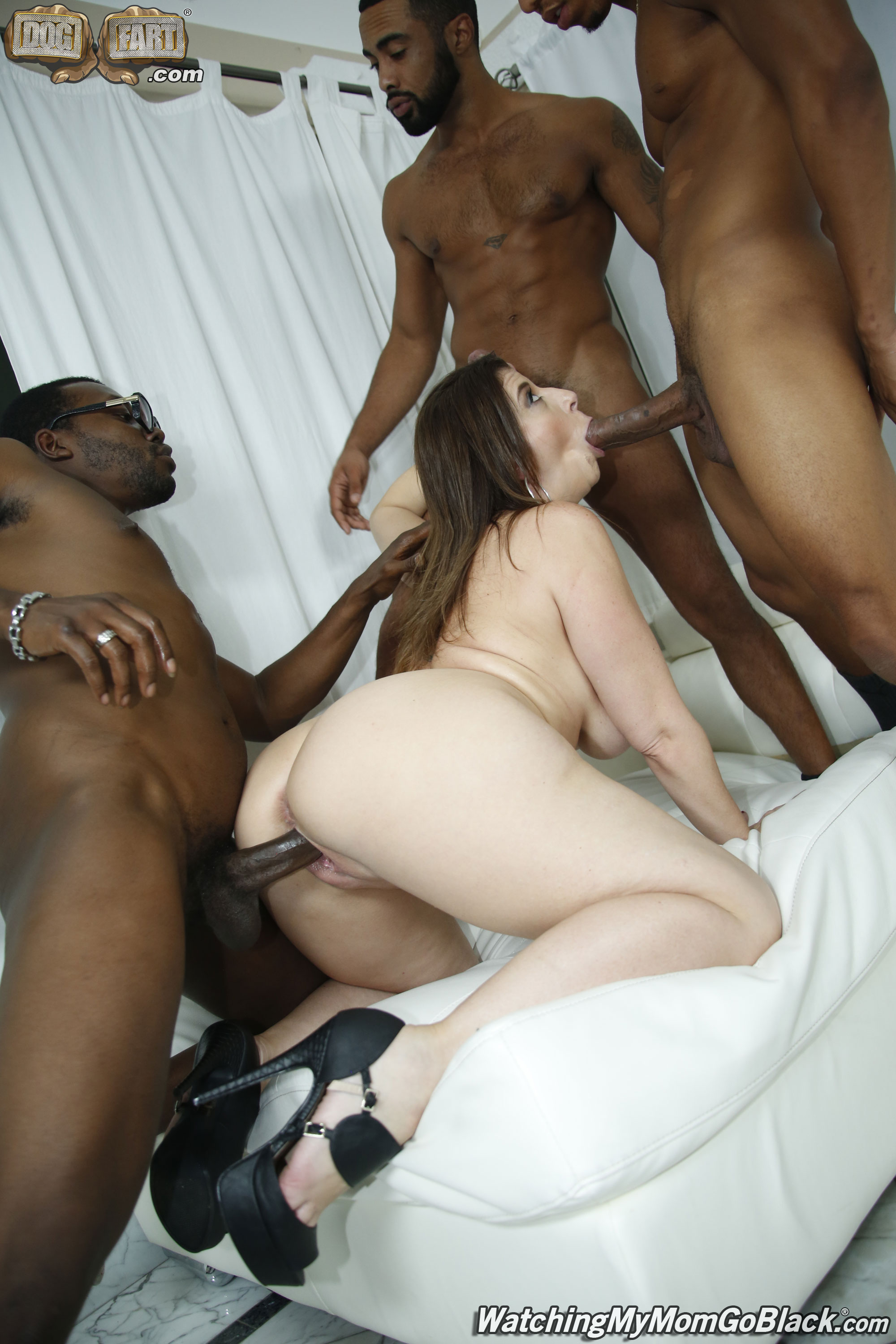 Big black cock gallery movie