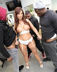 Syren DeMer 's Second Appearance Black Dick Picture