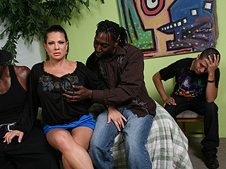 Teri Weigel Interacial Galleries